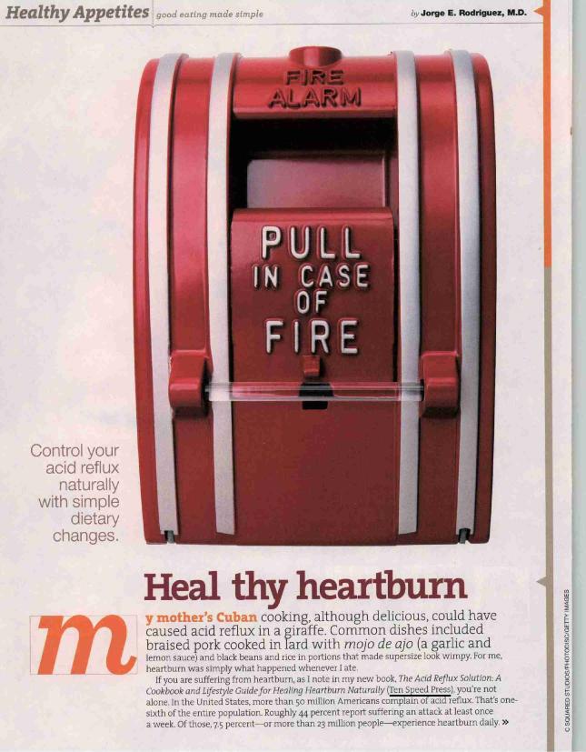 Treating Constant Natural Heartburn Remedies